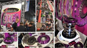 Xtreme Clutch at 14th Professional MotorSport World Expo